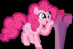 Pinkie Pie - Smiling to the Mailbox