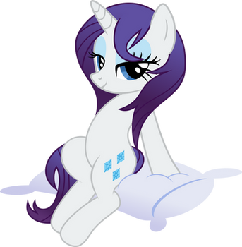 Rarity's Day Off