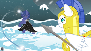 Aetherious - Fighting for Equestria