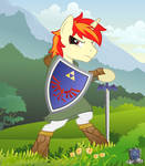 Commission - The Legend of Zelda