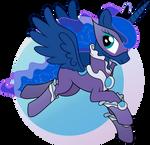 Super Luna by abydos91