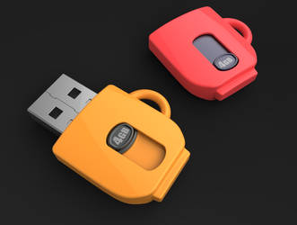 usb flash disk by luwe2009