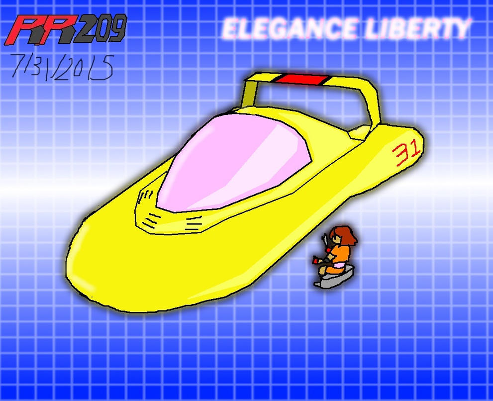 GPL31--Elegance liberty by revivedracer209