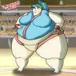 Fat Emblem Lyn (Sumo)