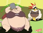 Fat Emblem Selena and Kagero (Sumo)