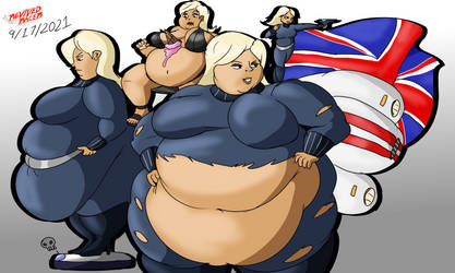 Fat Agent K x 4