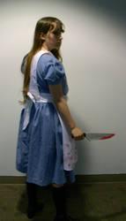 Alice's back