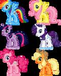 Pixel: My Little Pony FIM