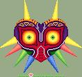 Legend of Zelda - Majora's Mask by Anie