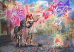 Skribble - Birth Fantasies... by Futago-KawaiI