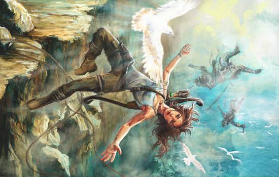 TOMB RAIDER: Reborn as a bird