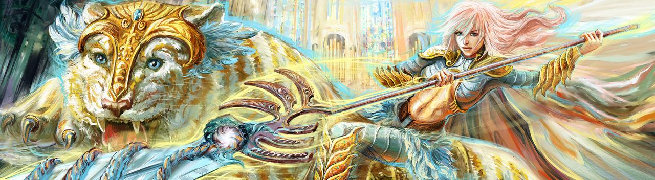 FFXIII Lightning Returns: Legendary Rider