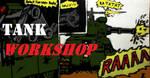 tank workshop logo design by shank117