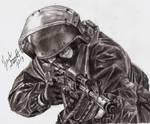 Spetsnaz Soldier
