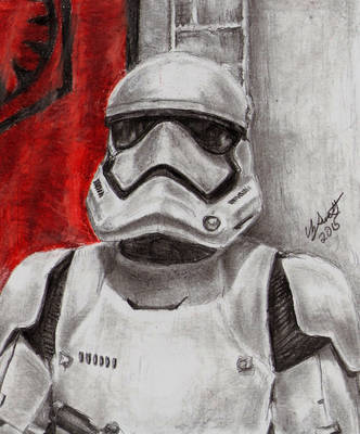 Storm Trooper Enlistment Photo by shank117