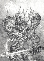 The Creation of Dark Imperium by Xobius