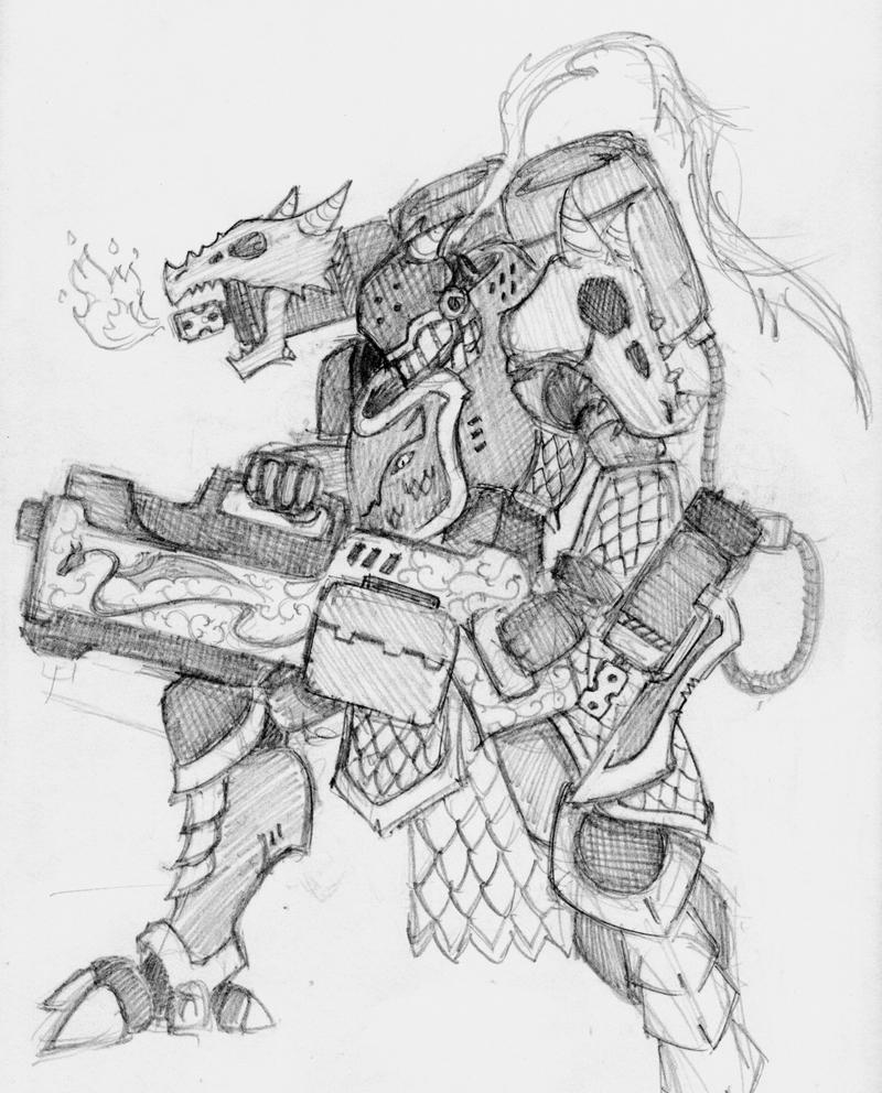 Dragoon by NoviceArtist487