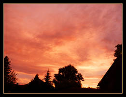 Morning Fire by Aamarka