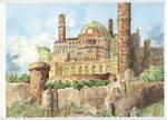 Earthsea Watercolor