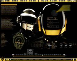 Daft Punk - Yellow Style by Dynomar