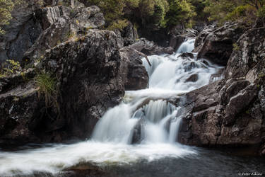 Thredbo River Falls 0337