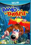Banjo Threeie Wii U