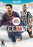 Fifa 14 Wii U Cover (with Vidal)