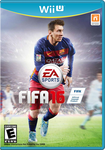 Fifa 16 Wii U Cover