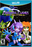 Freedom Planet Wii U cover