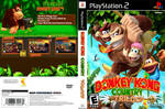 Donkey Kong Country Trilogy PS2 Cover