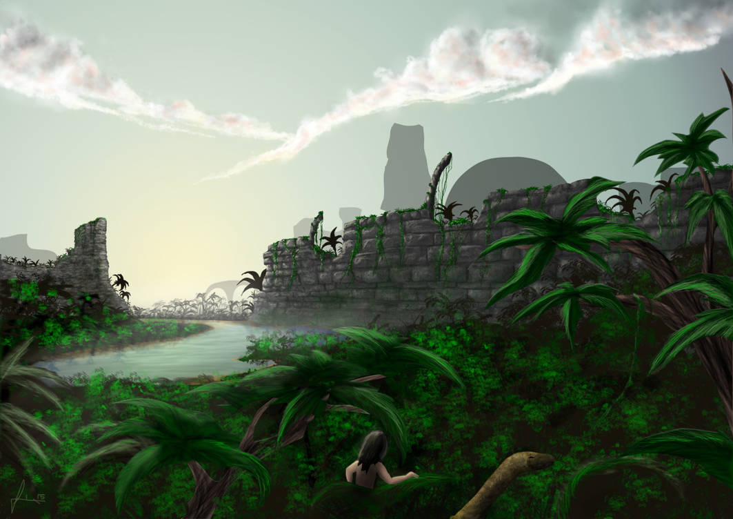 The Jungle Book - 01 by gfgraFix