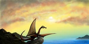 Il risveglio del drago by gfgraFix