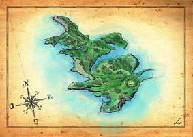 The Island by gfgraFix