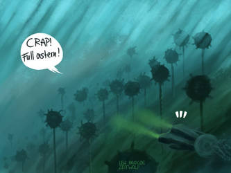 TAC - Under the Sea by enonea