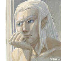 52ofC - Deep in Thought by enonea