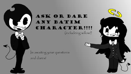 Ask Or Dare! by CnowFlake