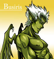 Bu Bust by m-t-copyright