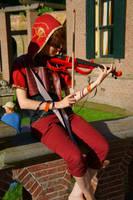 The Blind Violinist by Frederik82