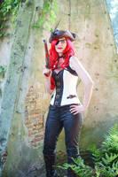 Pirate lady by Frederik82