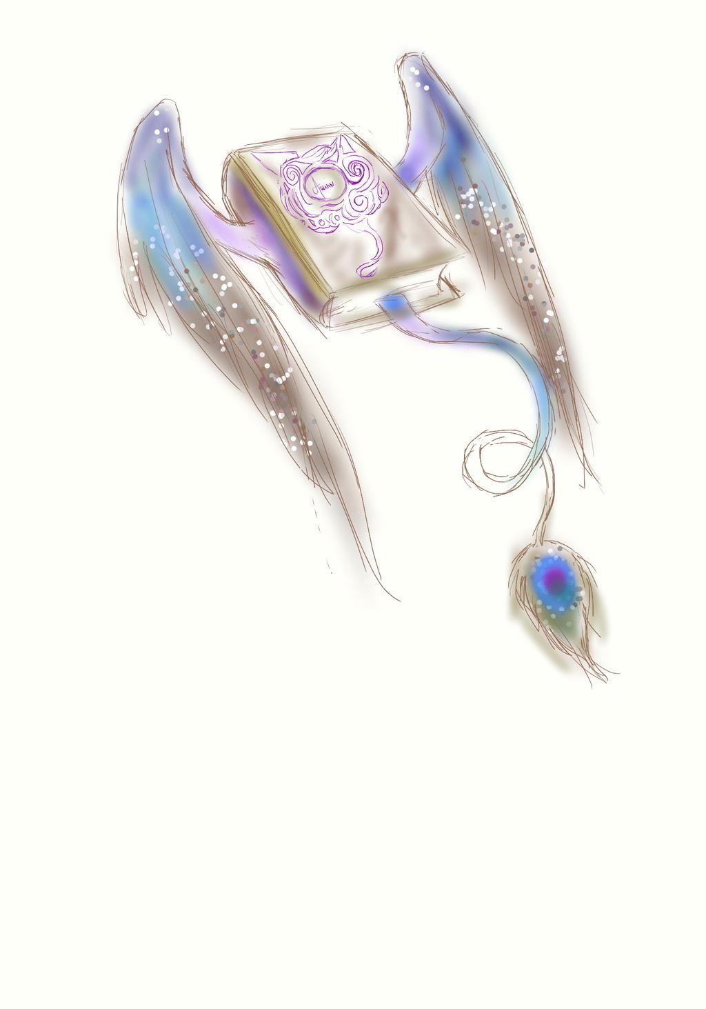 Livre Volant By Mihio San On Deviantart