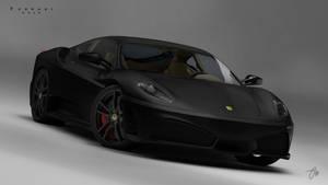 Ferrari F430 Render by JasonMartin3D