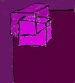 violet flower color dream