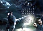 Harry Potter 3 /Calendar 2011