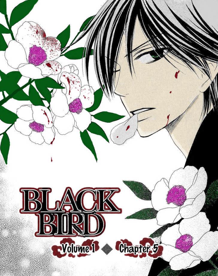 Kyo - Black Bird by 3flowers