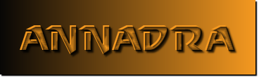 AnnaDra Logo button by Blackwitch31