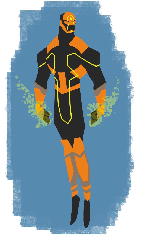 Costume design by Jtown67 on DeviantArt
