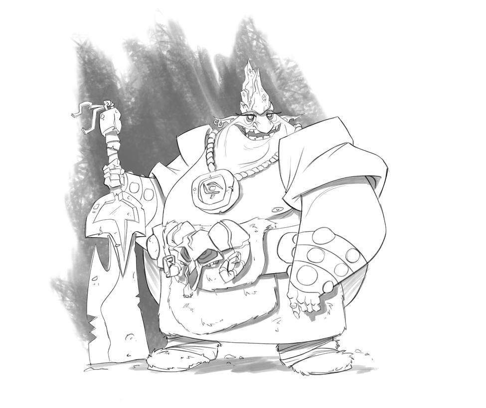 Tumblr Goblin King by Jtown67