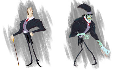 Jekyll and Hyde by Jtown67