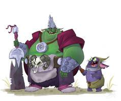 Goblin King by Jtown67