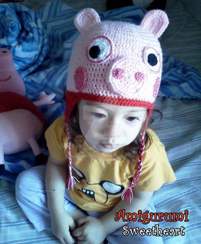 PEPPA PIG Amigurumi Pattern Peppa Pig Patrón Amigurumi   Etsy   484x400